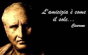 L'amicizia, da Cicerone a Guccini