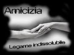 L'AMICIZIA DA IERI AD OGGI