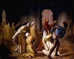 La vita monastica: da Piccarda nella Commedia a Gertrude nei Promessi Sposi